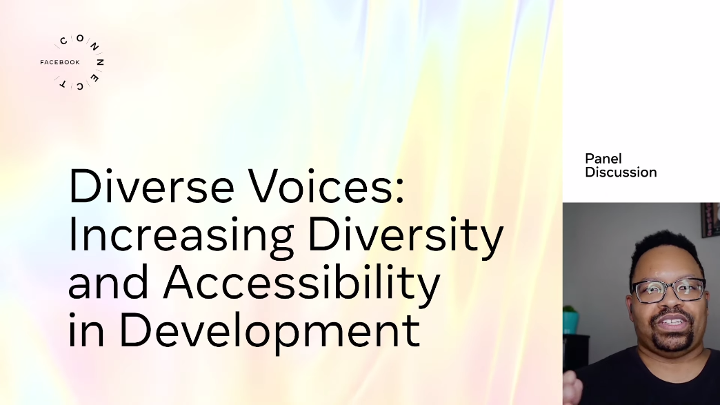 Increasing Diversity and Accessibility in Development