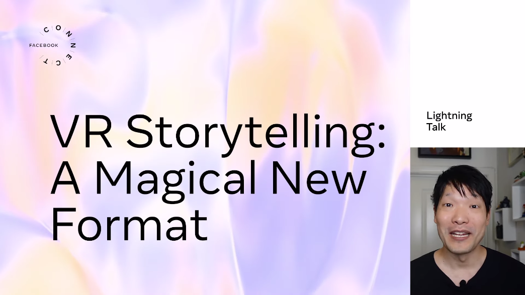 VR Storytelling: A Magical New Format
