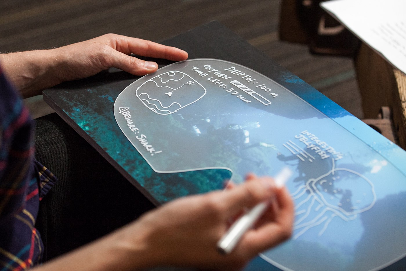 Applying human-centered design to emerging technologies – IDEO