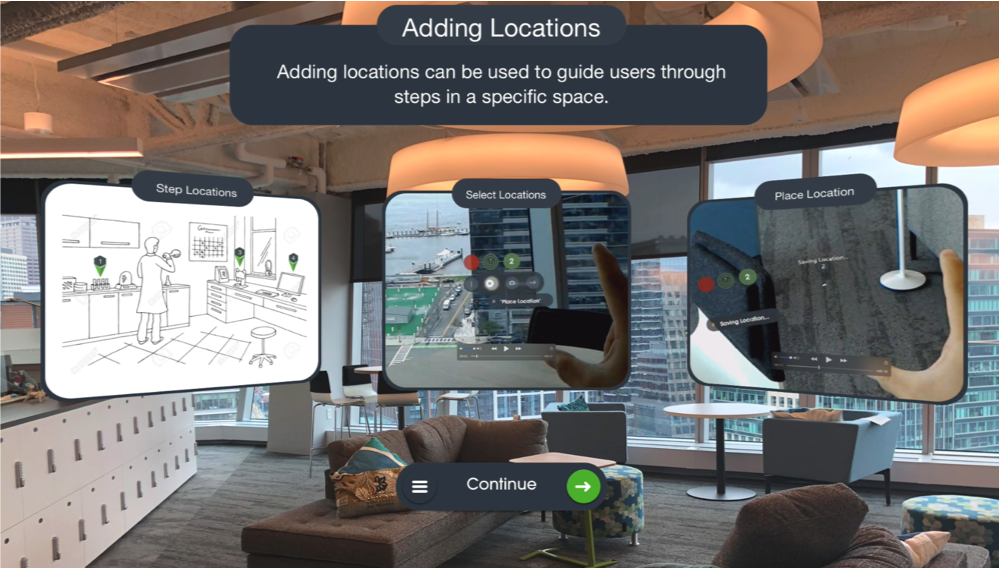Prototyping methods for augmented reality